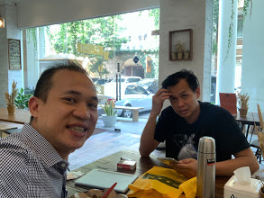 Prospecting - Bp Alex - Pengusaha Jakarta