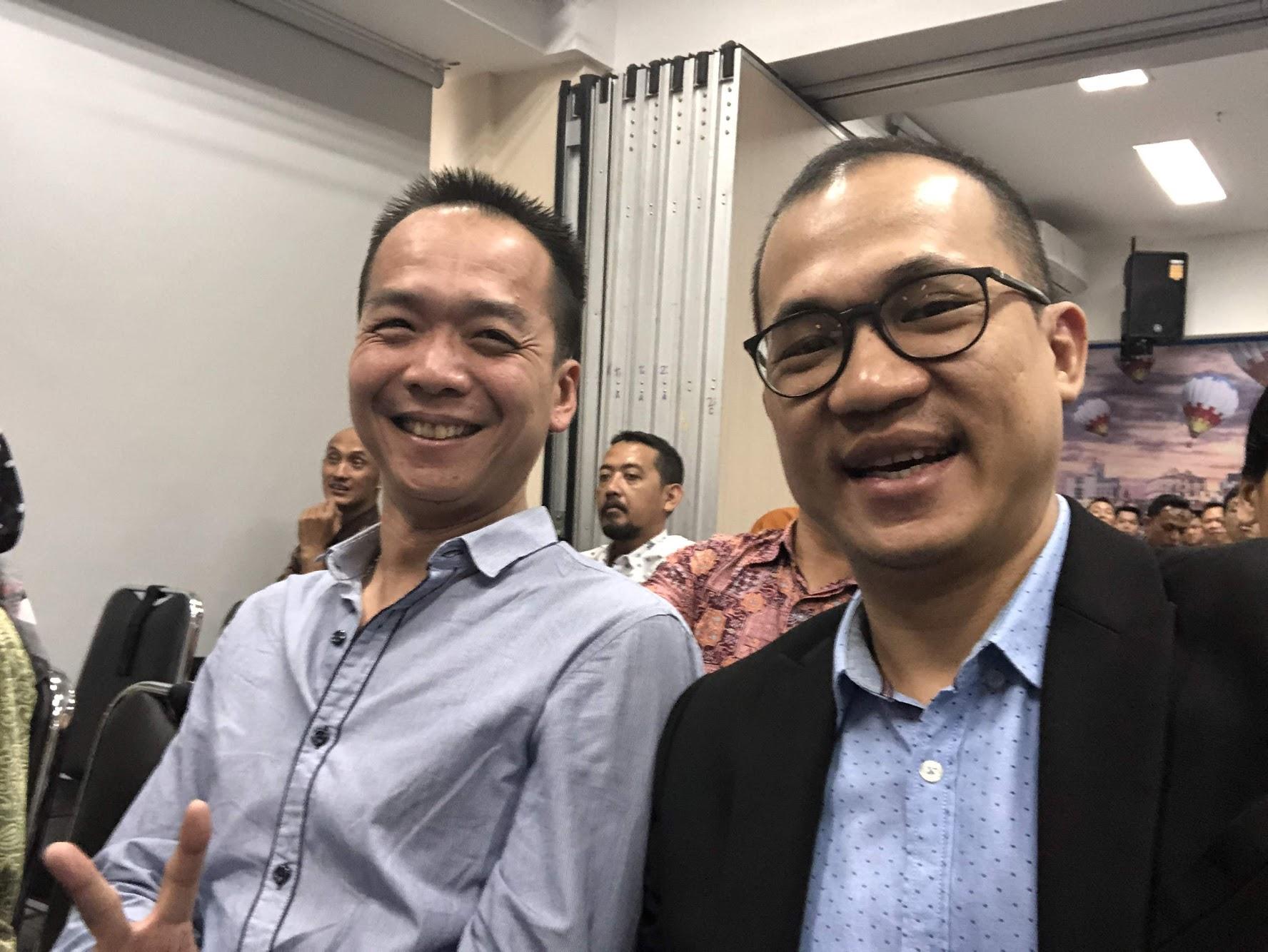 Training Agen - Alung - Pengusaha Jakarta